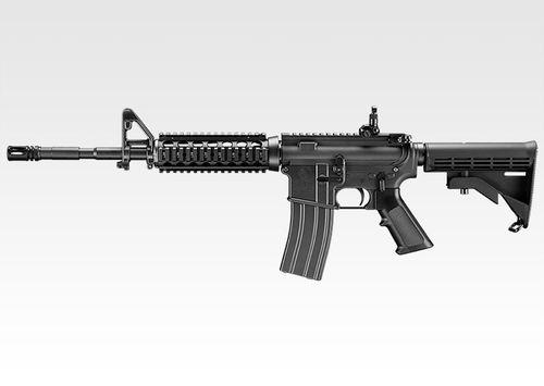 【エアガン】M4A1 MWS 【ガスブローバックマシンガン(18才用モデル)】 東京マルイ