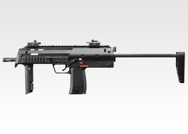 【エアガン】MP7A1(本体セット)【電動コンパクトマシンガン(18才用モデル)】 東京マルイ No.4