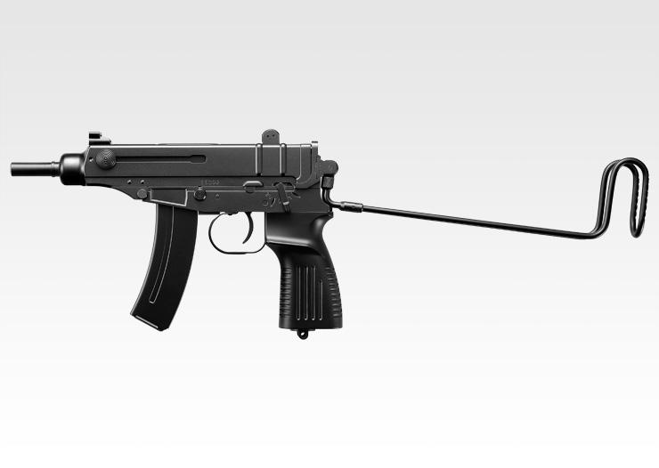 【エアガン】スコーピオン Vz.61(本体セット)東京マルイNo.5 【電動コンパクトマシンガン(18才用モデル)】