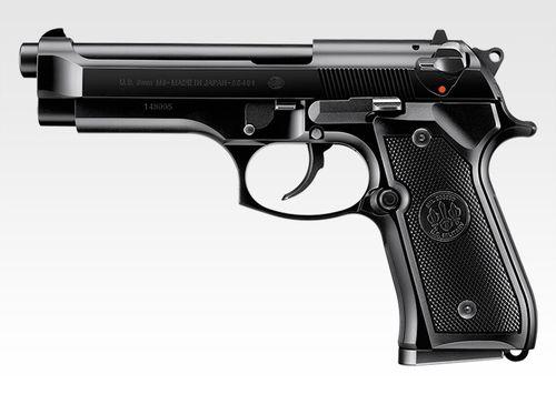 【エアガン】U.S. M9ピストル【ガスブローバック(18才用モデル)】