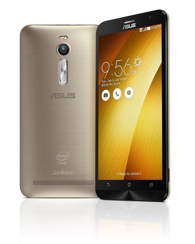 【スマートフォン】ASUS ZenFone 2 ゴールド ZE551ML-GD64S4