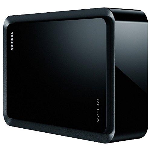 【ハードディスク】TOSHIBA タイムシフトマシン対応 USBハードディスク REGZA Vシリーズ 5TB THD-500D2