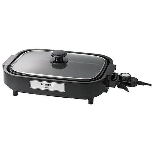 【調理家電】HITACHI ホットプレート ブラック HP-TS1-B【974079】
