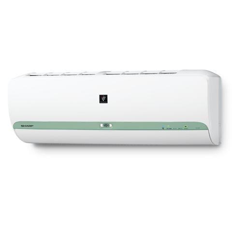 【生活家電】SHARP エアコン 高濃度プラズマクラスター25000搭載 8畳用 ホワイト AY-D25SX-W