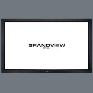 【オーディオ】キクチ 組立式(パネルタイプ)・GRANDVIEW 100インチ(16:9) ホワイトマット KIKUCHI GPA-100HDW
