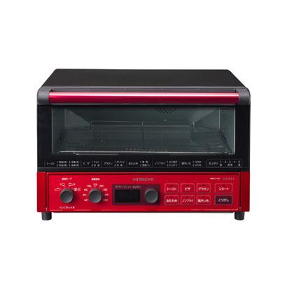 【電子レンジ・オーブンレンジ】 日立 VEGEE HMO-F100・コンベクションオーブントースター ・低温調理 ・広々庫内 【975168】T
