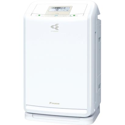 【空気清浄機】 ダイキン クリアフォースZ MCZ70T・除加湿空気清浄機 ・エレクトロクリーンシステム搭載 ・3方向吸引 【975557】