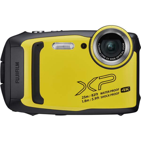 【デジタルカメラ】 富士フイルム FinePix XP140 [イエロー]・富士フイルム ・コンパクト ・デジタルカメラ 【978457】T