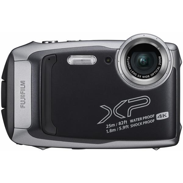 【デジタルカメラ】 富士フイルム FinePix XP140 [ダークシルバー]・富士フイルム ・コンパクト ・デジタルカメラ 【978459】T