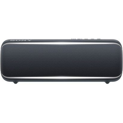 【Bluetoothスピーカー】 SONY SRS-XB22 (B) [ブラック]・SONY ・ワイヤレス ・ポータブルスピーカー 【978720】T