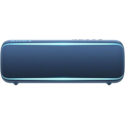 【Bluetoothスピーカー】 SONY SRS-XB22 (L) [ブルー]・SONY ・ワイヤレス ・ポータブルスピーカー 【978721】T