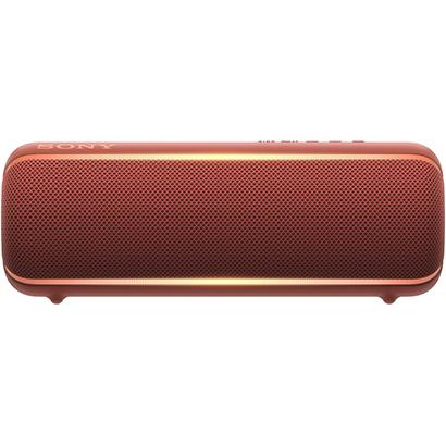 【Bluetoothスピーカー】 SONY SRS-XB22 (R) [レッド]・SONY ・ワイヤレス ・ポータブルスピーカー 【978722】T