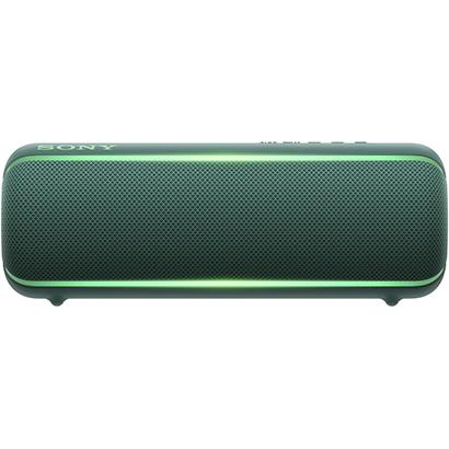 【Bluetoothスピーカー】 SONY SRS-XB22 (G) [グリーン]・SONY ・ワイヤレス ・ポータブルスピーカー 【978724】T
