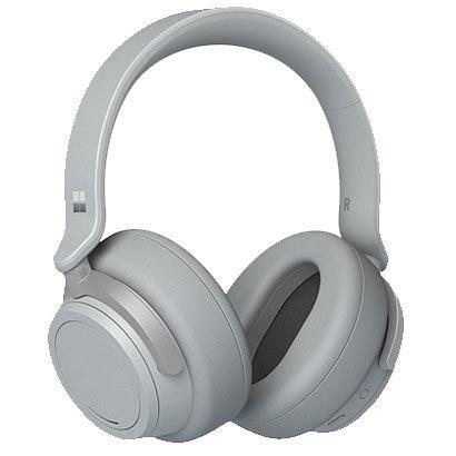 【ヘッドセット】 マイクロソフト Surface Headphones GUW-00007・マイクロソフト ・ノイズキャンセリング ・青tooth 【978305】