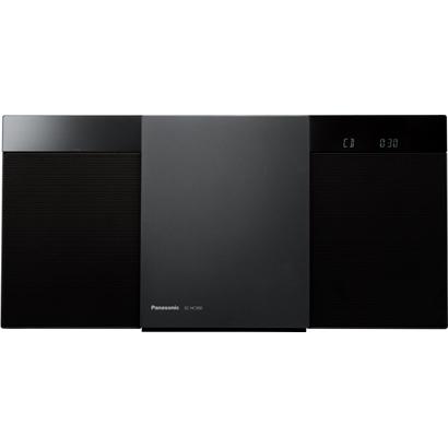 【コンポ】 パナソニック SC-HC300-K [ブラック]・パナソニック ・コンパクト ・ステレオシステム 【978500】T