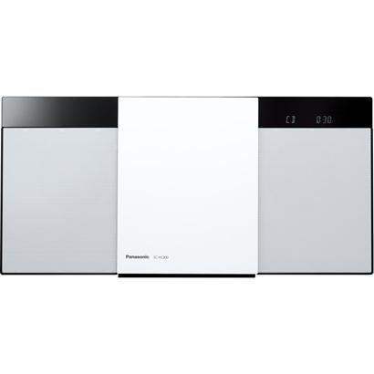 【コンポ】 パナソニック SC-HC300-W [ホワイト]・パナソニック ・コンパクト ・ステレオシステム 【978499】T