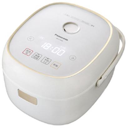 【炊飯器】 パナソニック SR-KT068-W [ホワイト]・パナソニック ・IHジャー炊飯器 ・3.5合炊き 【978099】