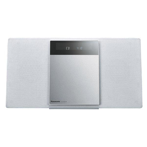 【コンポ】 パナソニック SC-HC410-W [ホワイト]・パナソニック ・ミニコンポ ・ホワイト 【978767】T