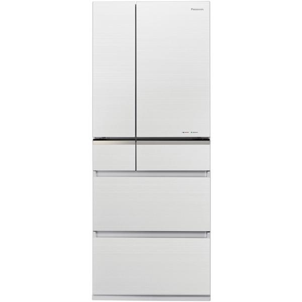 【冷蔵庫・冷凍庫】 パナソニック NR-F475XPV-W [マチュアホワイト]・パナソニック ・フレンチドア ・470L 【978546】T