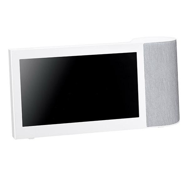 【Bluetoothスピーカー】 パナソニック SC-VA1-W・パナソニック ・モニター付き ・ワイヤレススピーカー 【979085】T