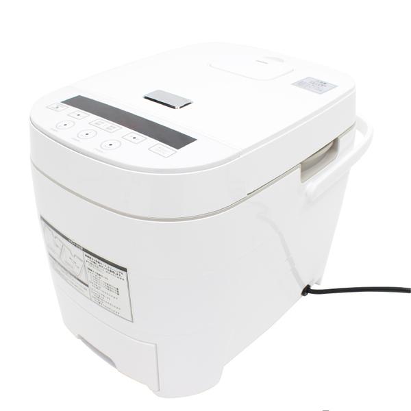 【炊飯器】 ヒロコーポレーション HTC-001WH・ヒロコーポレーション ・糖質カット ・炊飯器 【978423】T