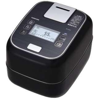 【炊飯器】 東芝 真空圧力IH RC-10ZWL(K) [グランブラック]・5.5合炊き ・真空圧力IH ・合わせ炊き 【976983】