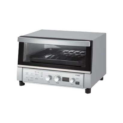 【調理家電】TIGER コンベクションオーブン&トースター シルバー やきたて KAS-G130-SN【974105】T