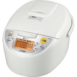 【炊飯器】 タイガー魔法瓶 炊きたて JKD-V180・タイガー ・IH炊飯ジャー ・ホワイト 【977814】