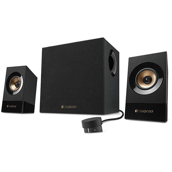 【PCスピーカー】 ロジクール Multimedia Speaker System Z533 [ブラック]・ロジクール ・PCスピーカー ・- 【978194】T