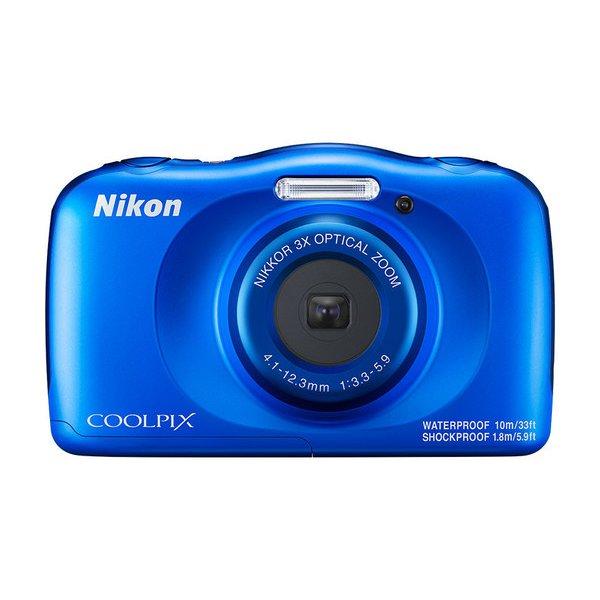 【デジタルカメラ】 ニコン COOLPIX W150 [ブルー]・ニコン ・コンパクト ・デジタルカメラ 【979174】T
