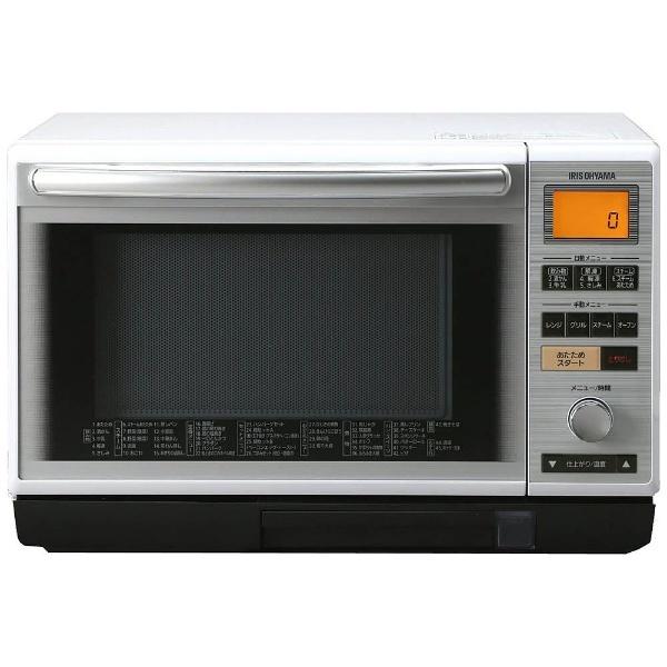 【電子レンジ・オーブンレンジ】 アイリスオーヤマ MS-FS1・アイリスオーヤマ ・スチームオーブンレンジ ・24L 【978161】T