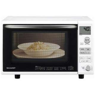 【電子レンジ・オーブンレンジ】 シャープ RE-S70A・20L ・1段調理 ・ターンテーブル 【977019】