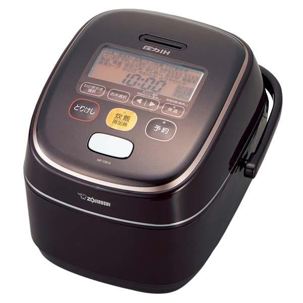 【炊飯器】 象印 極め炊き NP-YB10・象印 ・圧力IH炊飯器 ・5.5合 【977813】
