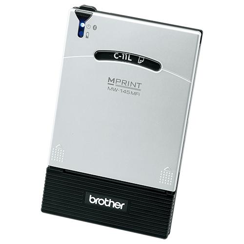 【プリンタ】 ブラザー Mprint MW-145MFi・ブラザー ・モバイルプリンター ・- 【978495】T