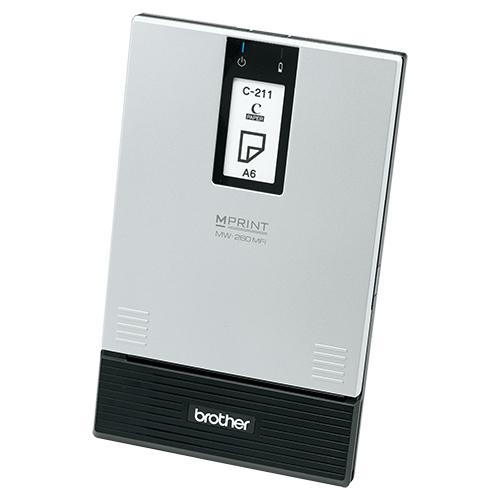 【プリンタ】 ブラザー Mprint MW-260MFi・ブラザー ・モバイルプリンター ・ハイスペックモデル 【978494】T