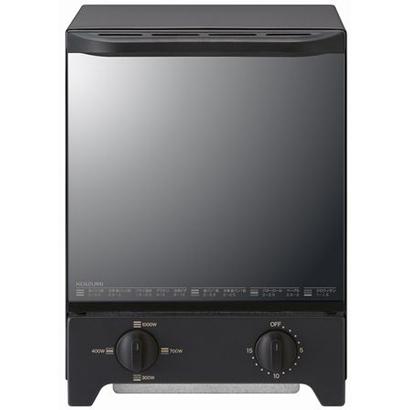 トースターコイズミ KOS 1021・コイズミ ・オーブントースター ・ブラック978275 TtdsxhQrCBo