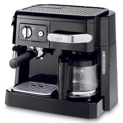 【コーヒーメーカー】 デロンギ BCO410J-B [ブラック]・デロンギ ・エスプレッソマシン兼用 ・コーヒーメーカー 【977686】