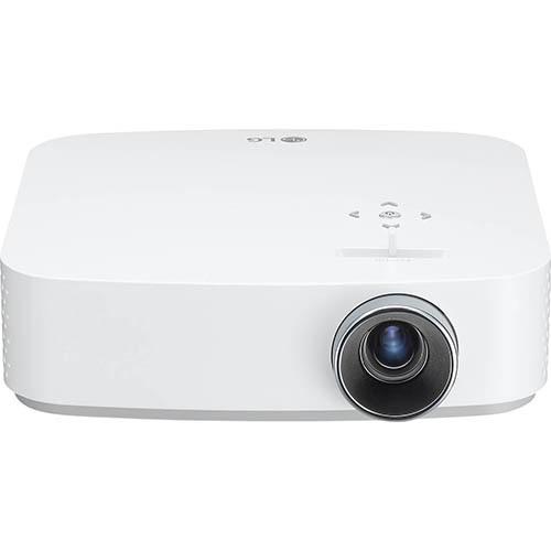 【プロジェクタ】 LGエレクトロニクス CineBeam PF50KS [ホワイト]・LG ・ホームプロジェクター ・軽量コンパクト 【978100】