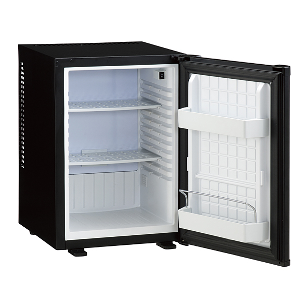 【冷蔵庫・冷凍庫】 三ツ星貿易 ML-640B [ブラック]・三ツ星貿易 ・冷蔵庫 ・ブラック 【977802】T
