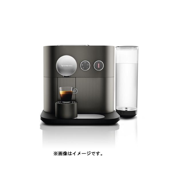 【コーヒーメーカー】 ネスレ NESPRESSO EXPERT D80GR [グレー]・ネスレ ・専用カプセル式 ・コーヒーメーカー 【977681】T