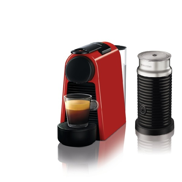 【コーヒーメーカー】 ネスレ NESPRESSO Essenza Mini バンドルセット D30REA3B・ネスレ ・専用カプセル式 ・コーヒーメーカー 【977678】T