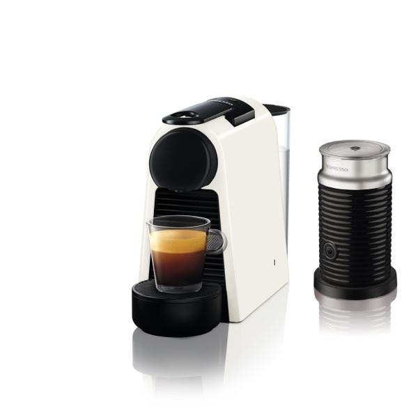 【コーヒーメーカー】 ネスレ NESPRESSO Essenza Mini バンドルセット D30WHA3B・ネスレ ・専用カプセル式 ・コーヒーメーカー 【977680】T