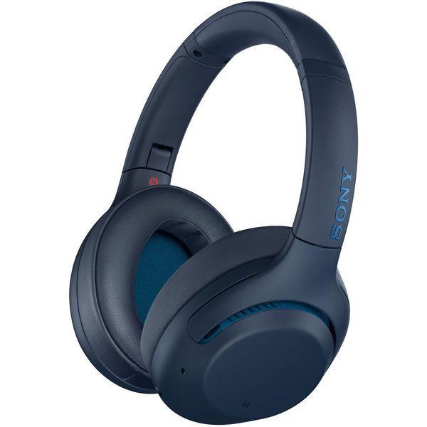 【ヘッドホン・イヤホン】 SONY WH-XB900N (L) [ブルー]・SONY ・ワイヤレス ・ヘッドホン 【979595】T