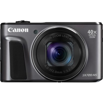 【デジタルカメラ】 CANON PowerShot SX720 HS [ブラック]・CANON ・コンパクトデジタルカメラ ・- 【979588】T