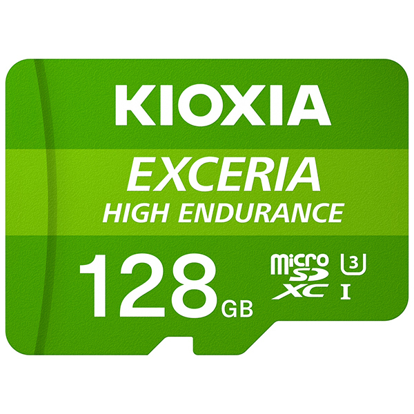 送料区分 日本メーカー新品 80 AM10時迄の決済確定ご注文は即日発送 日 祝祭日を除く SDカード KIOXIA EXCERIA HIGH ENDURANCE 上等 T Class10 microSDXCカード UHS-I 128GB 200954 KEMU-A128G