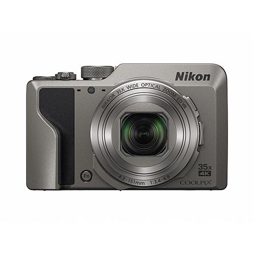 【デジタルカメラ】 ニコン COOLPIX A1000 [シルバー]・ニコン ・コンパクトデジタルカメラ ・クールピクス 【979230】T