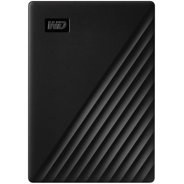 【外付け ハードディスク】 WESTERN DIGITAL My Passport WDBPKJ0050BBK-JESN [ブラック]・WESTERN DIGITAL ・5TB ・- 【200333】T