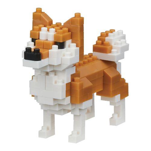 【TOY】nanoblockナノブロック ドッグブリード 柴犬 NBC_279代引きはご利用頂けません。