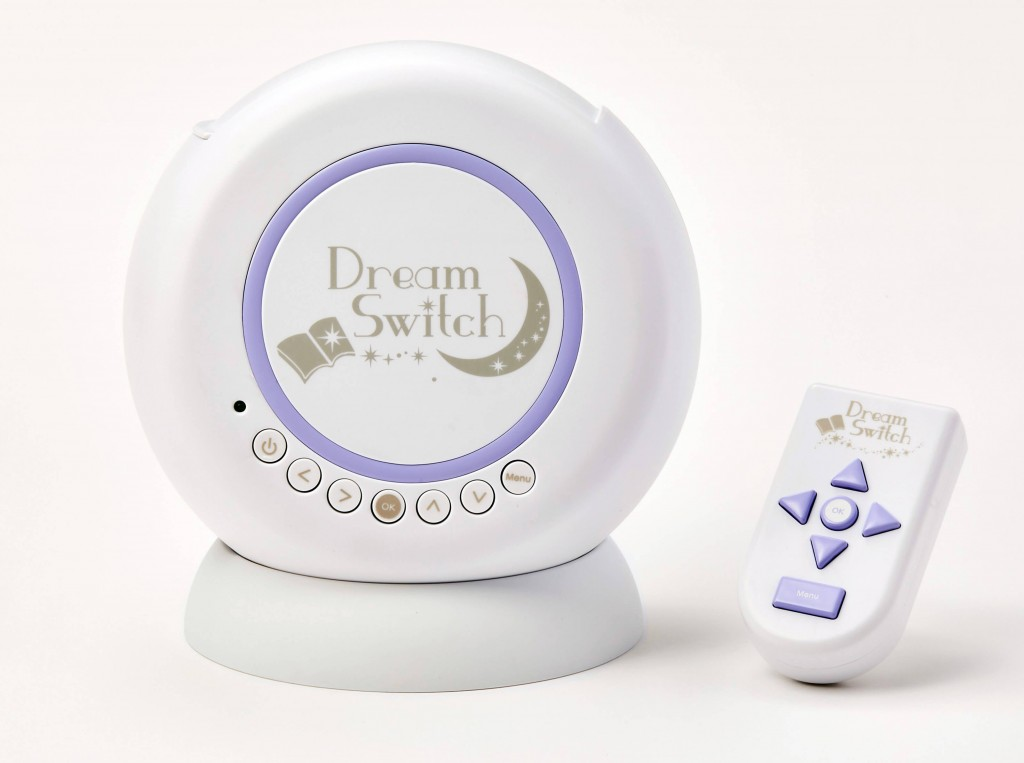 【玩具】動く絵本プロジェクター Dream Switch(ドリームスイッチ)【98】