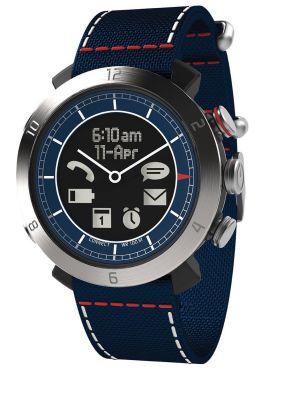 【腕時計】COGITO(コジト) CLASSIC ナイロン ブルー CW2.0-009-01【945180】 並行輸入品